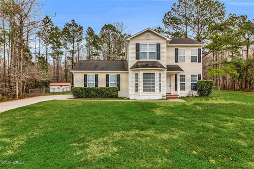 Photo of 101 Fountain Drive, Jacksonville, NC 28540 (MLS # 100206568)