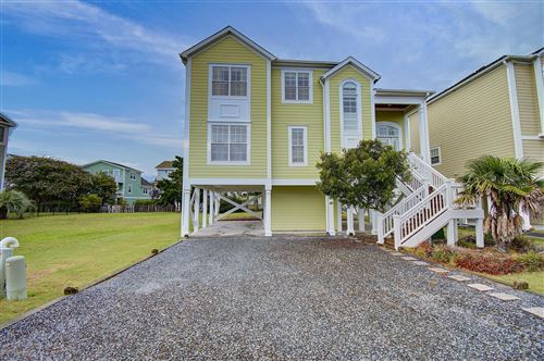 Photo of 120 By The Sea Drive, Holden Beach, NC 28462 (MLS # 100230568)