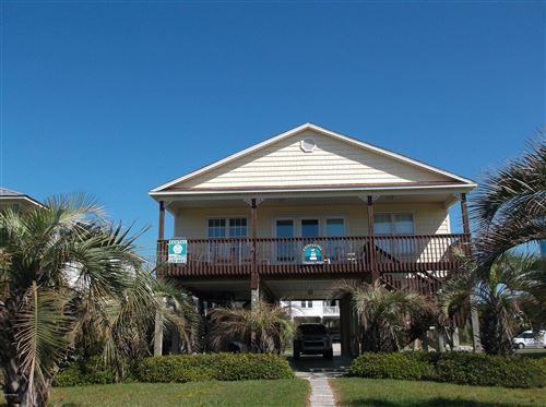 Photo of 1424 E Beach Drive, Oak Island, NC 28465 (MLS # 100237568)