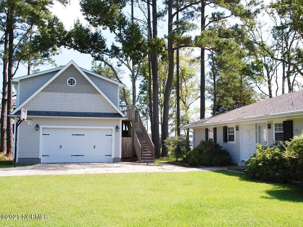 Photo of 1116 Neuse Drive, Oriental, NC 28571 (MLS # 100290568)