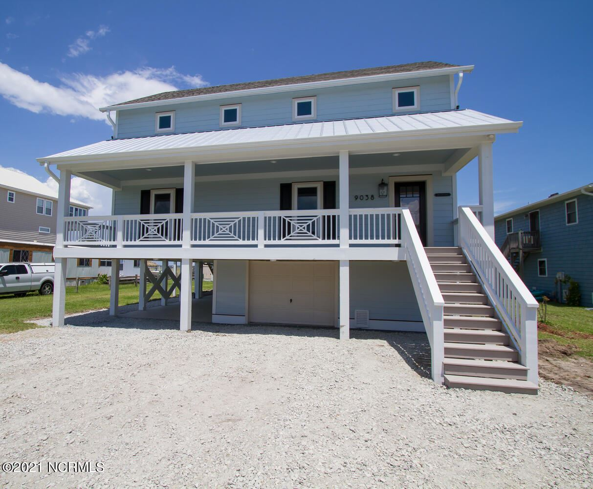 Photo for 9038 W 9th Street, Surf City, NC 28445 (MLS # 100281569)