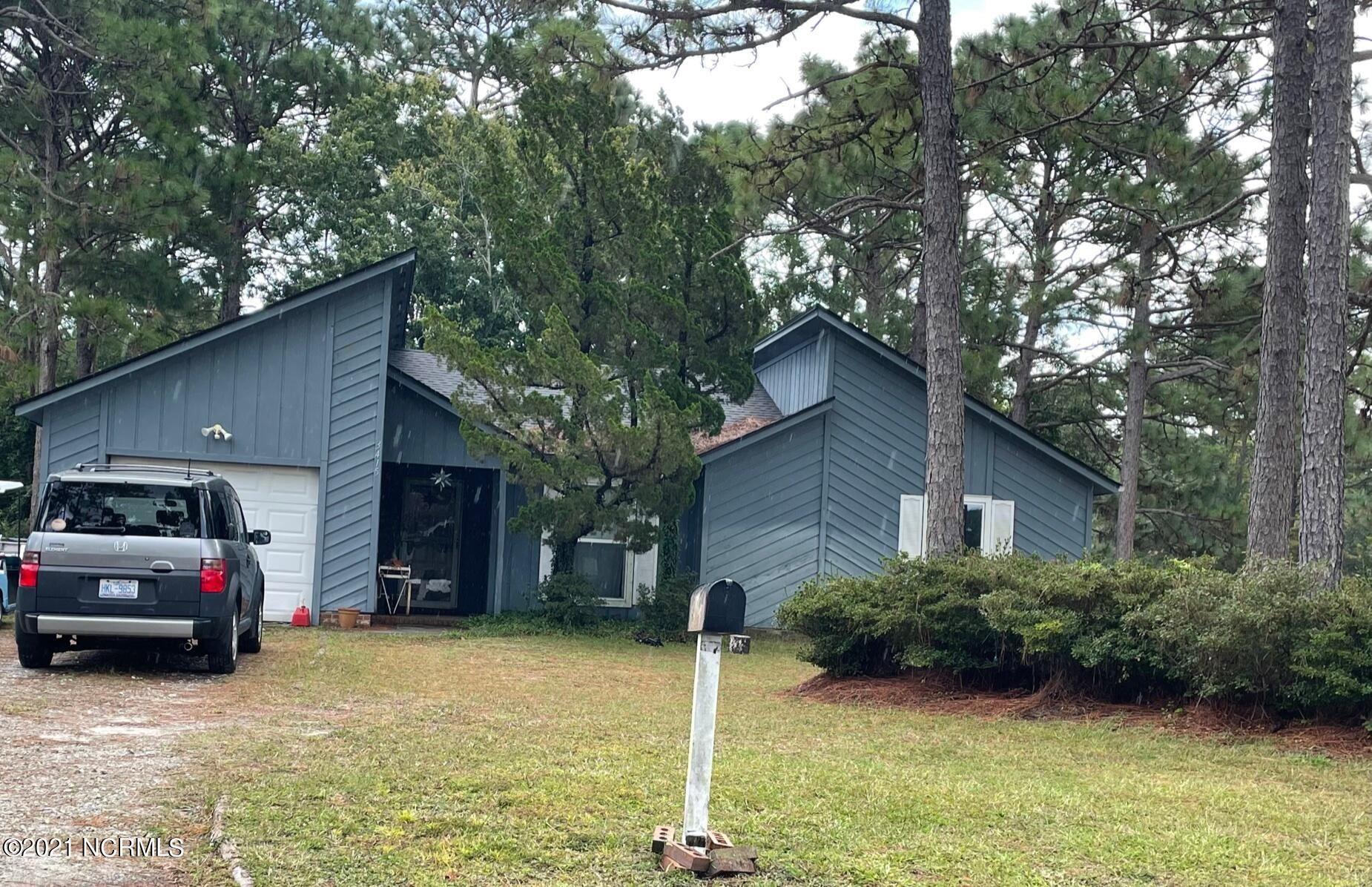 Photo of 3415 Sparrow Hawk Court, Wilmington, NC 28409 (MLS # 100293569)