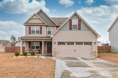 Photo of 206 Zonnie Lane, Jacksonville, NC 28540 (MLS # 100203570)