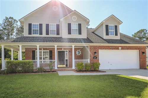 Photo of 105 Stagecoach Drive, Jacksonville, NC 28546 (MLS # 100216571)