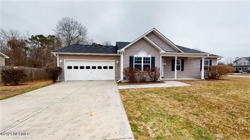 Photo of 183 Wheaton Drive, Richlands, NC 28574 (MLS # 100256571)