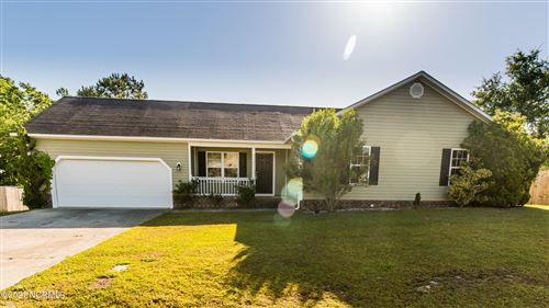 Photo of 313 Brookstone Way, Jacksonville, NC 28546 (MLS # 100271571)
