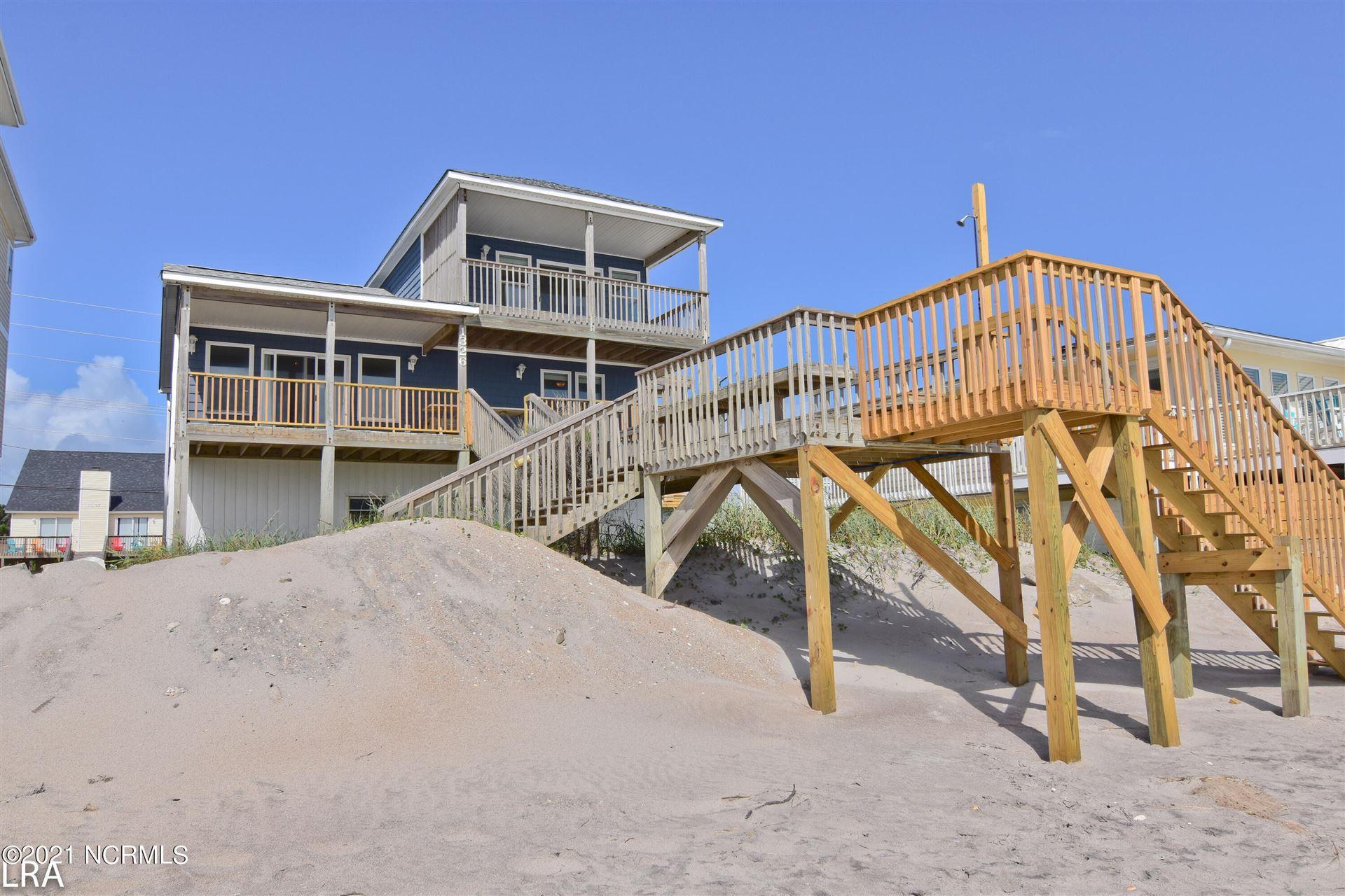 Photo of 1326 S Shore Drive, Surf City, NC 28445 (MLS # 100291571)