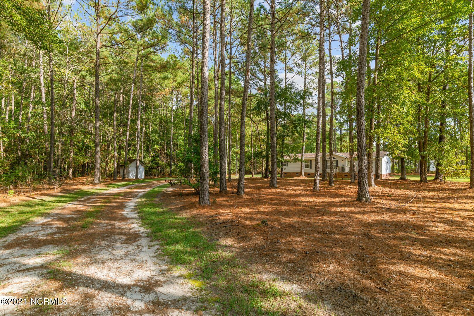 Photo of 296 Hinson Lane, Richlands, NC 28574 (MLS # 100295572)