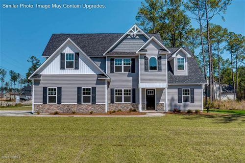 Photo of 305 White Dove Drive, Hubert, NC 28539 (MLS # 100235573)