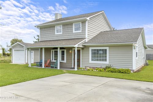 Photo of 142 Canal Drive, Harkers Island, NC 28531 (MLS # 100282573)