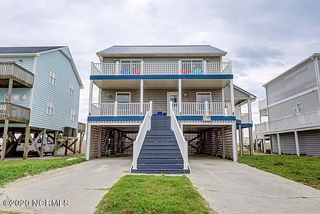 Photo of 1218 New River Inlet Road, North Topsail Beach, NC 28460 (MLS # 100220574)
