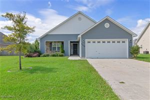 Photo of 710 Savannah Drive, Jacksonville, NC 28546 (MLS # 100182575)