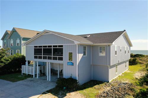 Photo of 4403 Ocean Drive, Emerald Isle, NC 28594 (MLS # 100244576)