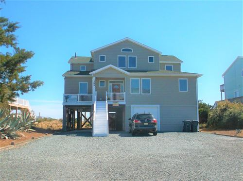 Photo of 1299 Ocean Boulevard W, Holden Beach, NC 28462 (MLS # 100156577)