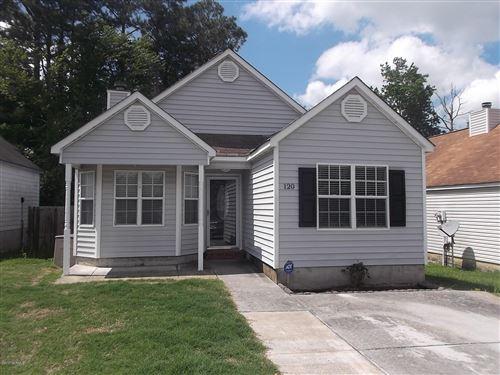 Photo of 120 Mulberry Lane, Jacksonville, NC 28546 (MLS # 100237577)