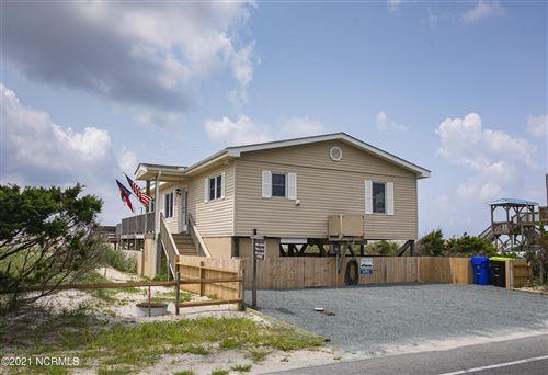 Photo of 3501 E Beach Drive, Oak Island, NC 28465 (MLS # 100282577)