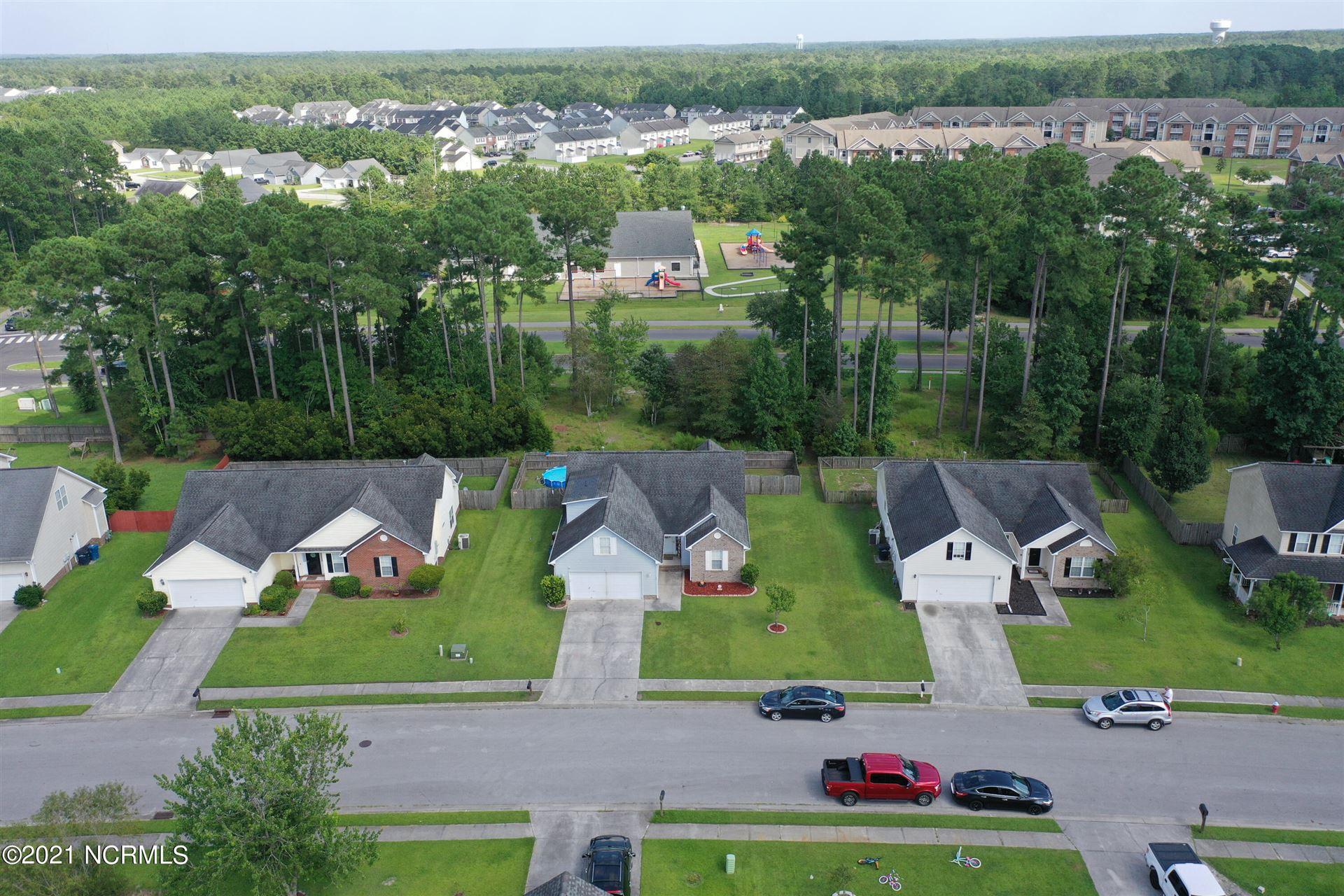 Photo of 212 Burning Tree Lane, Jacksonville, NC 28546 (MLS # 100288577)