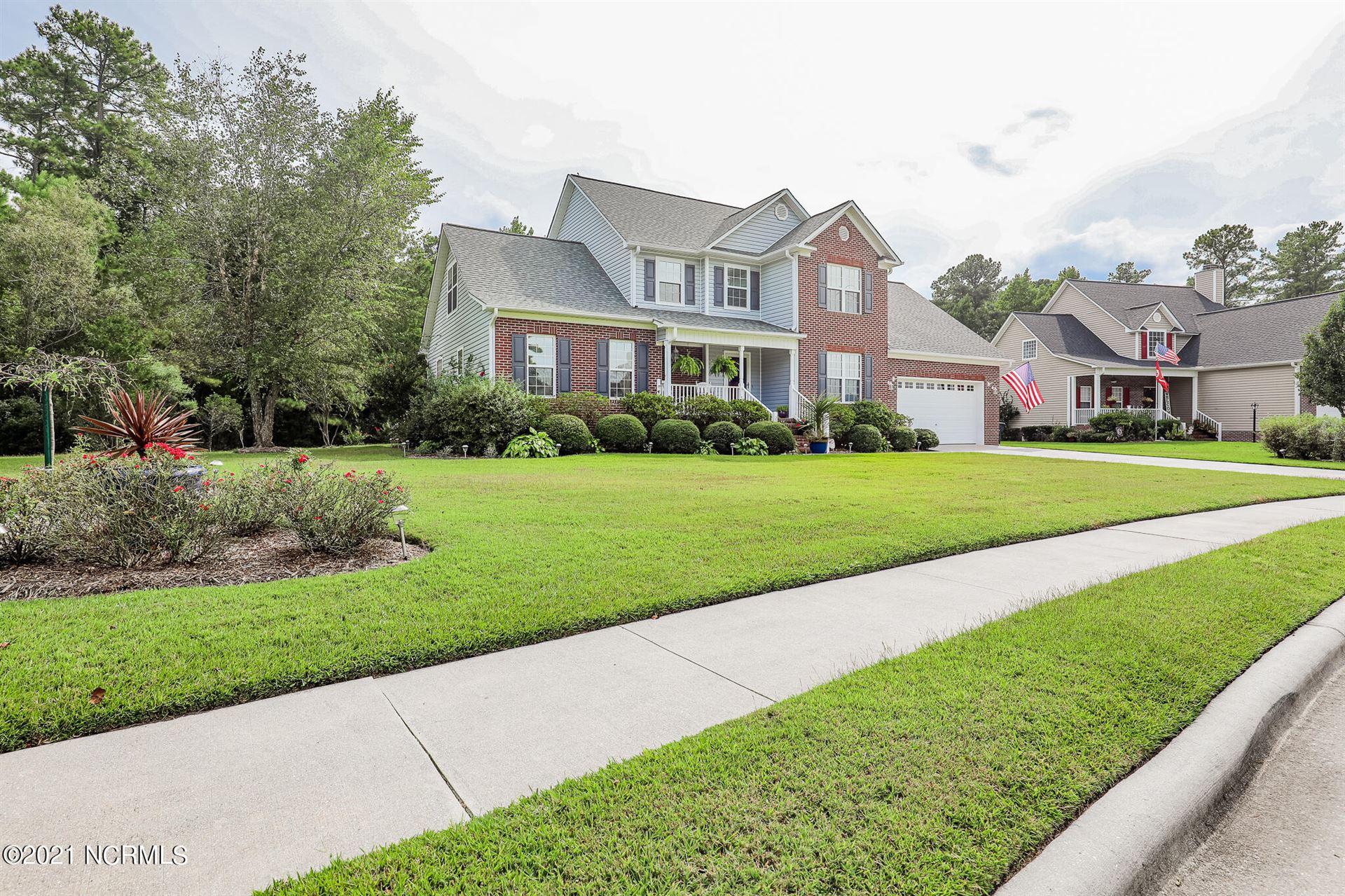 Photo of 203 Londonberry Lane, Jacksonville, NC 28540 (MLS # 100291577)