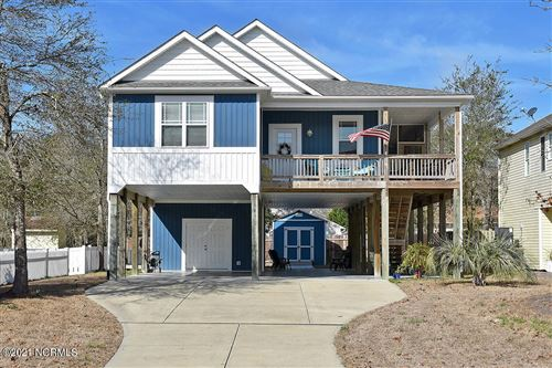 Photo of 101 NE 2nd Street, Oak Island, NC 28465 (MLS # 100258578)