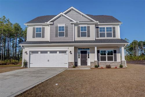 Photo of 624 High Tide Drive, Sneads Ferry, NC 28460 (MLS # 100170579)