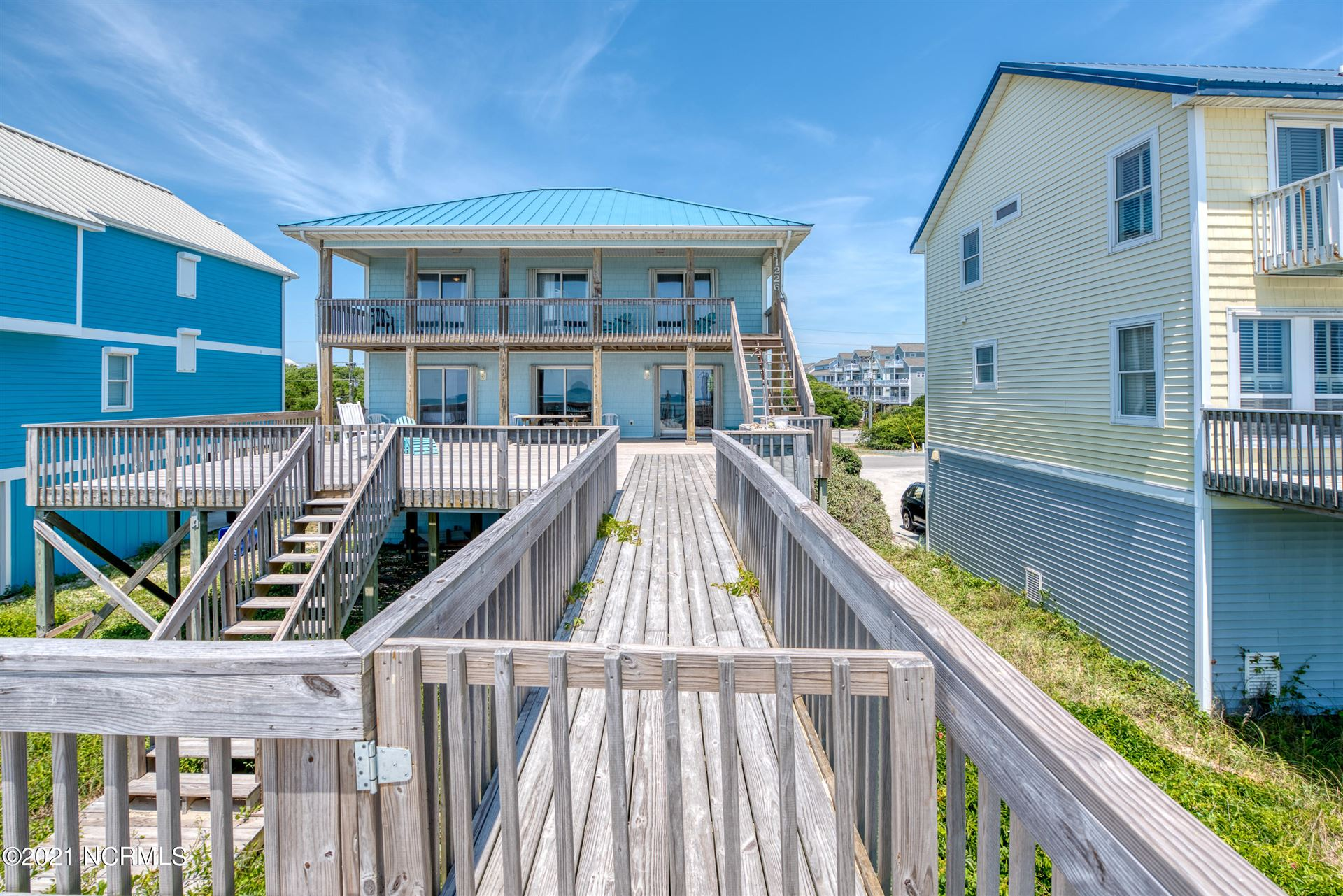 Photo for 1226 S Shore Drive, Surf City, NC 28445 (MLS # 100275579)