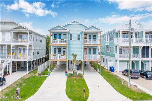 Photo of 1408 Bowfin Lane #1, Carolina Beach, NC 28428 (MLS # 100273580)