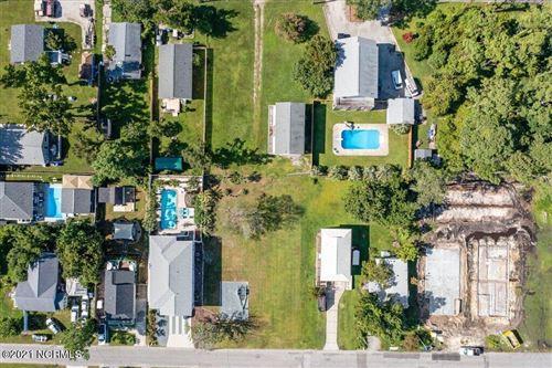 Tiny photo for 609 Sumter Avenue, Carolina Beach, NC 28428 (MLS # 100286582)