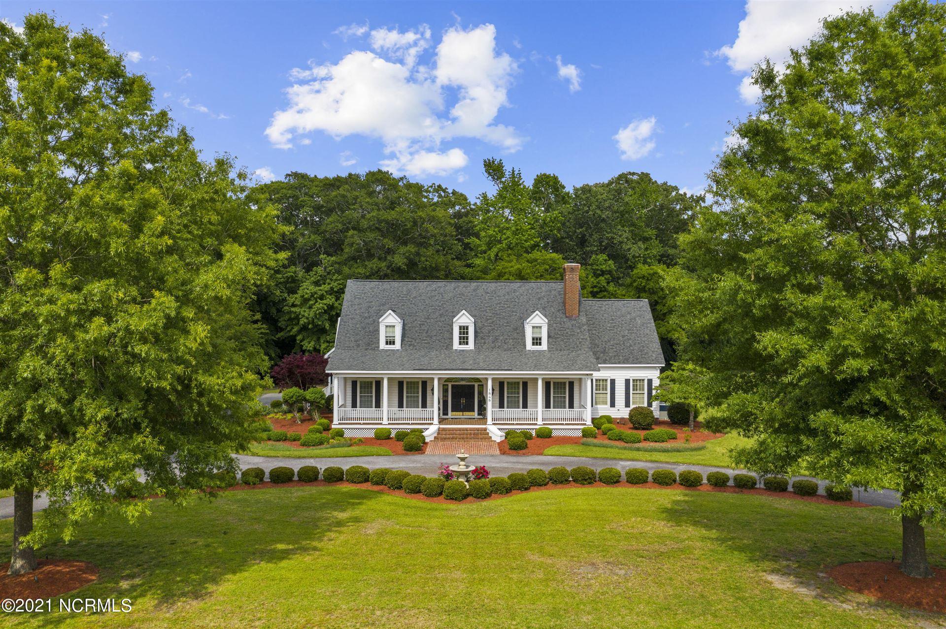 1848 Blue Banks Farm Road, Greenville, NC 27834 - #: 100259582