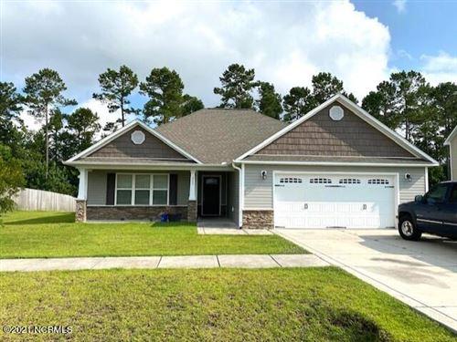 Photo of 209 Riverstone Court, Jacksonville, NC 28546 (MLS # 100279585)