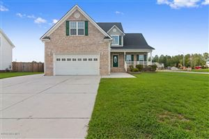 Photo of 121 Runnymeade Drive, Jacksonville, NC 28540 (MLS # 100184586)