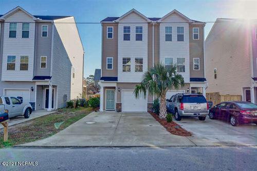Photo of 808 Blanche Avenue #1, Carolina Beach, NC 28428 (MLS # 100251586)