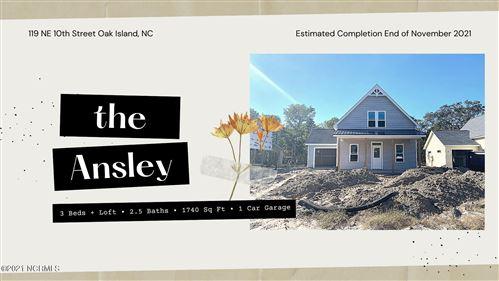 Photo of 119 NE 10th Street, Oak Island, NC 28465 (MLS # 100295587)