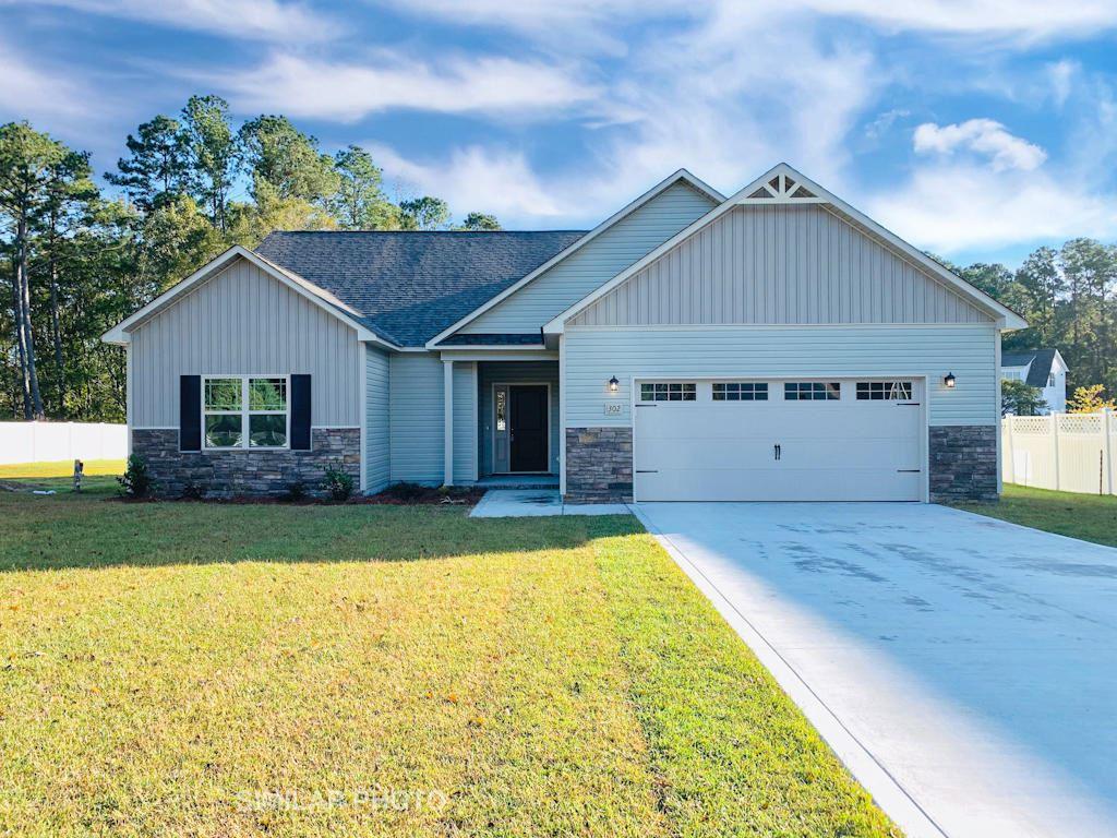 Photo of Tbd Ginn Street #Lot 6, Jacksonville, NC 28540 (MLS # 100265587)