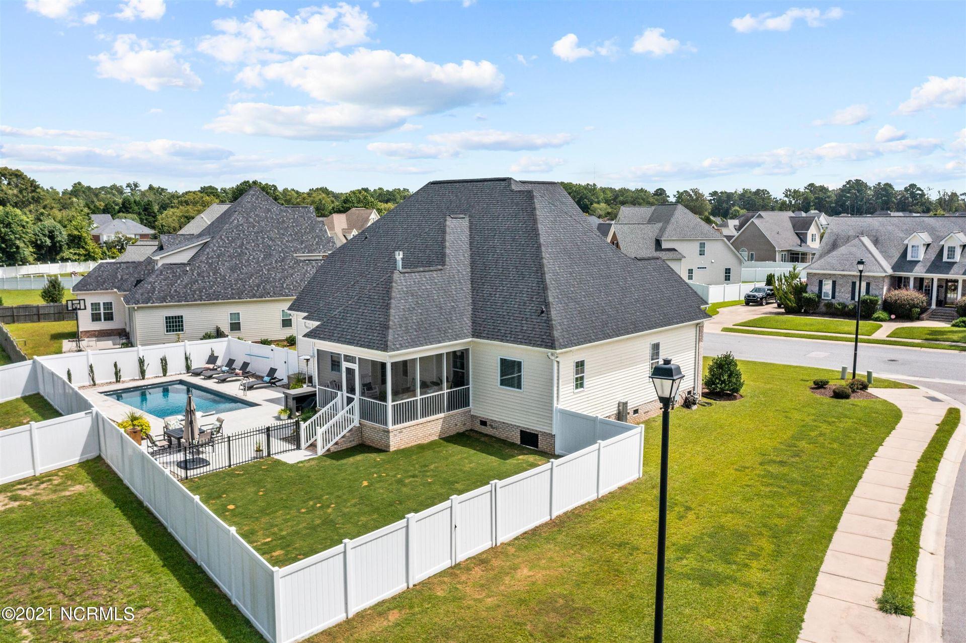 Photo of 169 Blackwater Drive, Winterville, NC 28590 (MLS # 100288587)