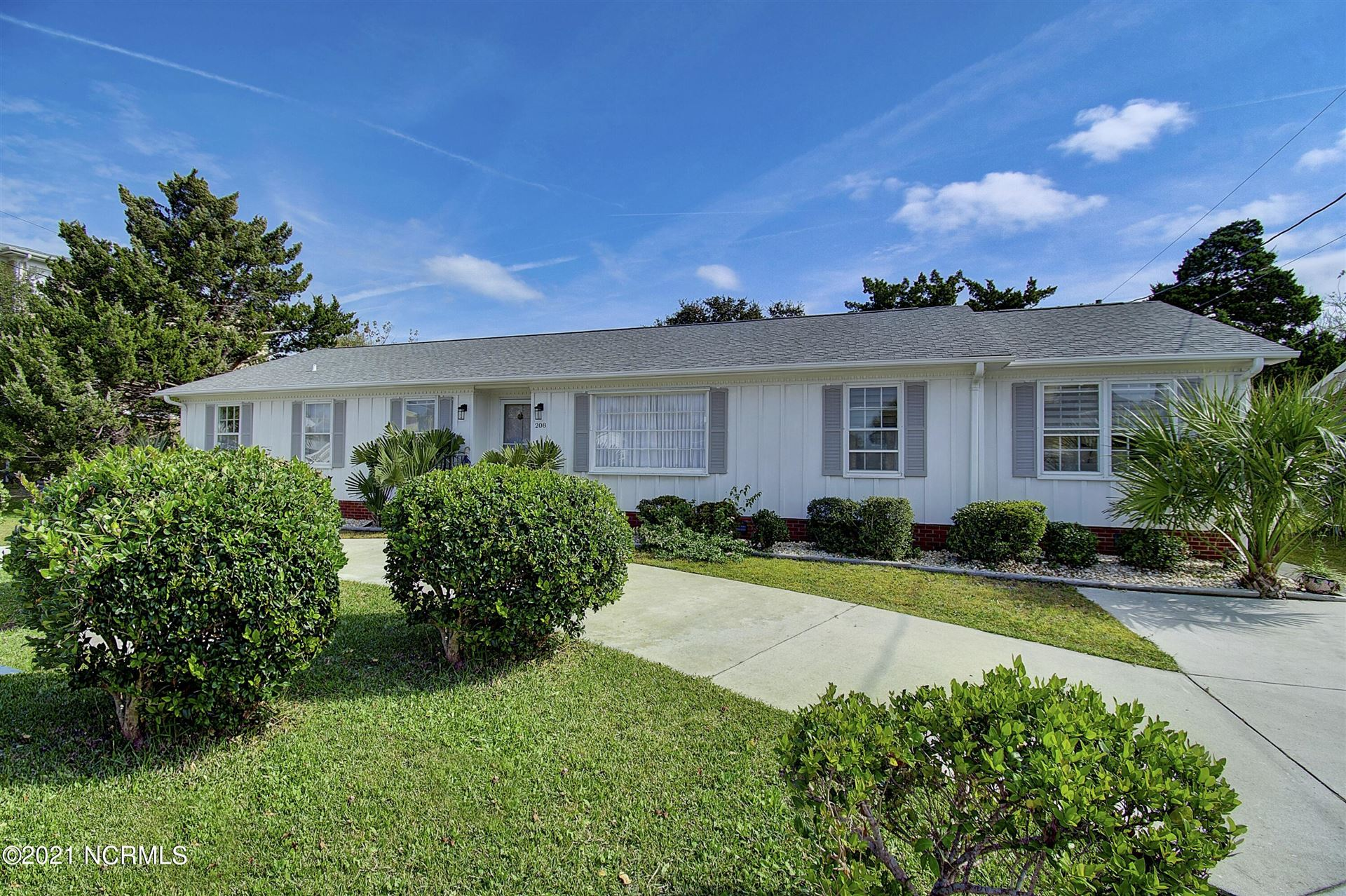 Photo of 208 Coral Drive, Wrightsville Beach, NC 28480 (MLS # 100293587)