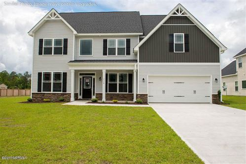 Photo of 213 Southern Dunes #Lot 82, Jacksonville, NC 28540 (MLS # 100138588)