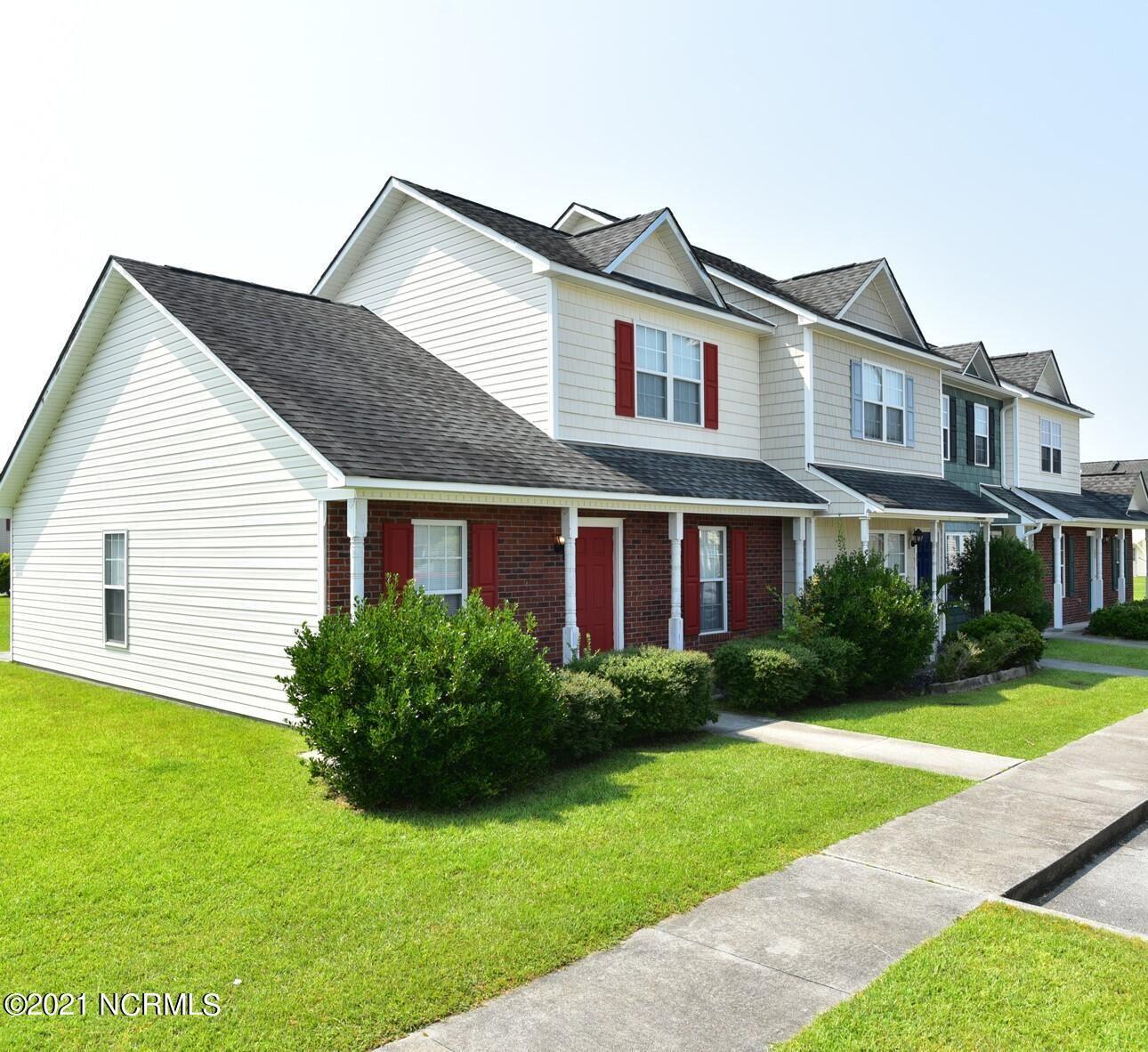 Photo of 201 Ashwood Drive, Jacksonville, NC 28546 (MLS # 100290588)