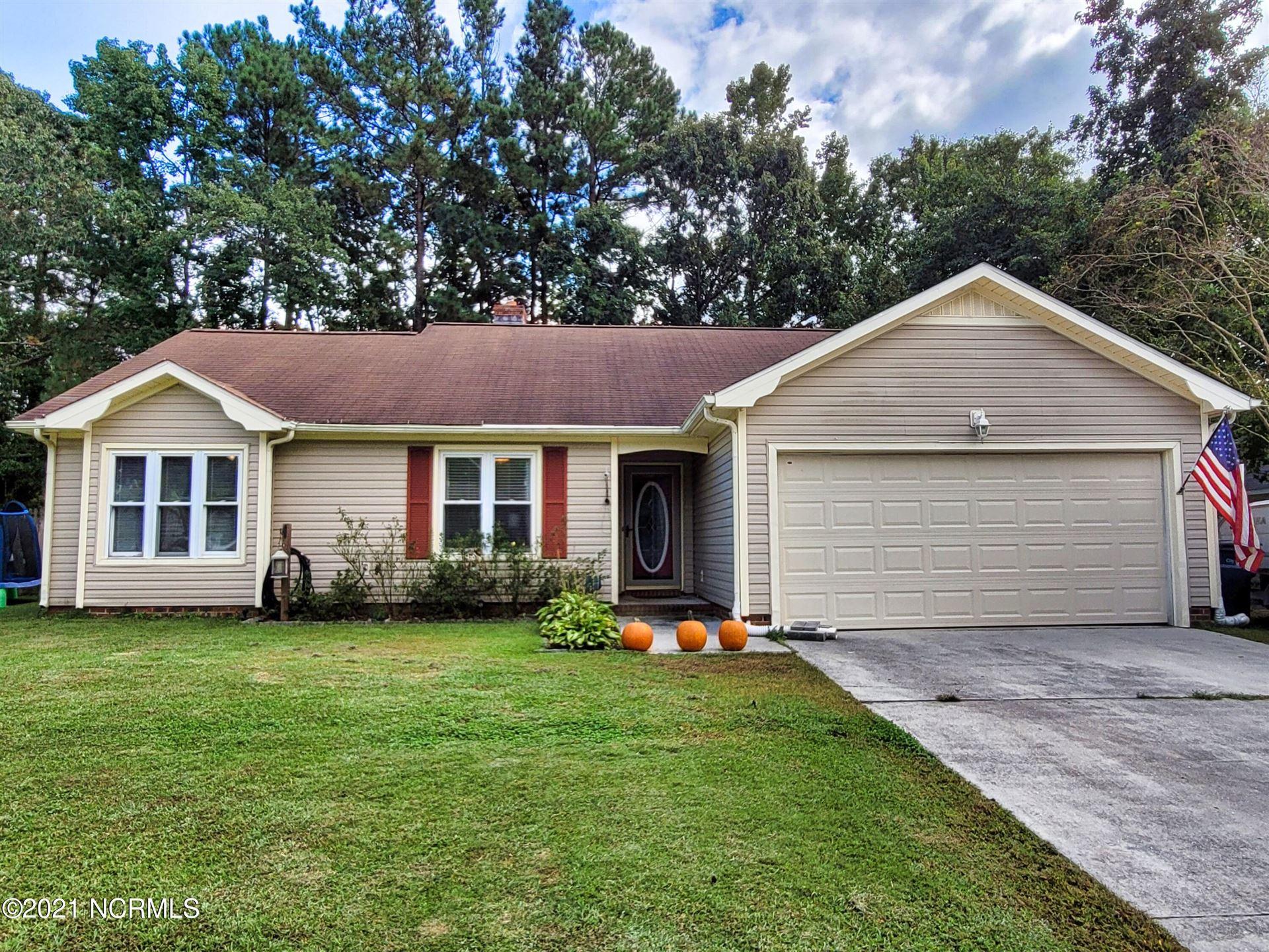 Photo of 212 Audubon Drive, Jacksonville, NC 28546 (MLS # 100292590)