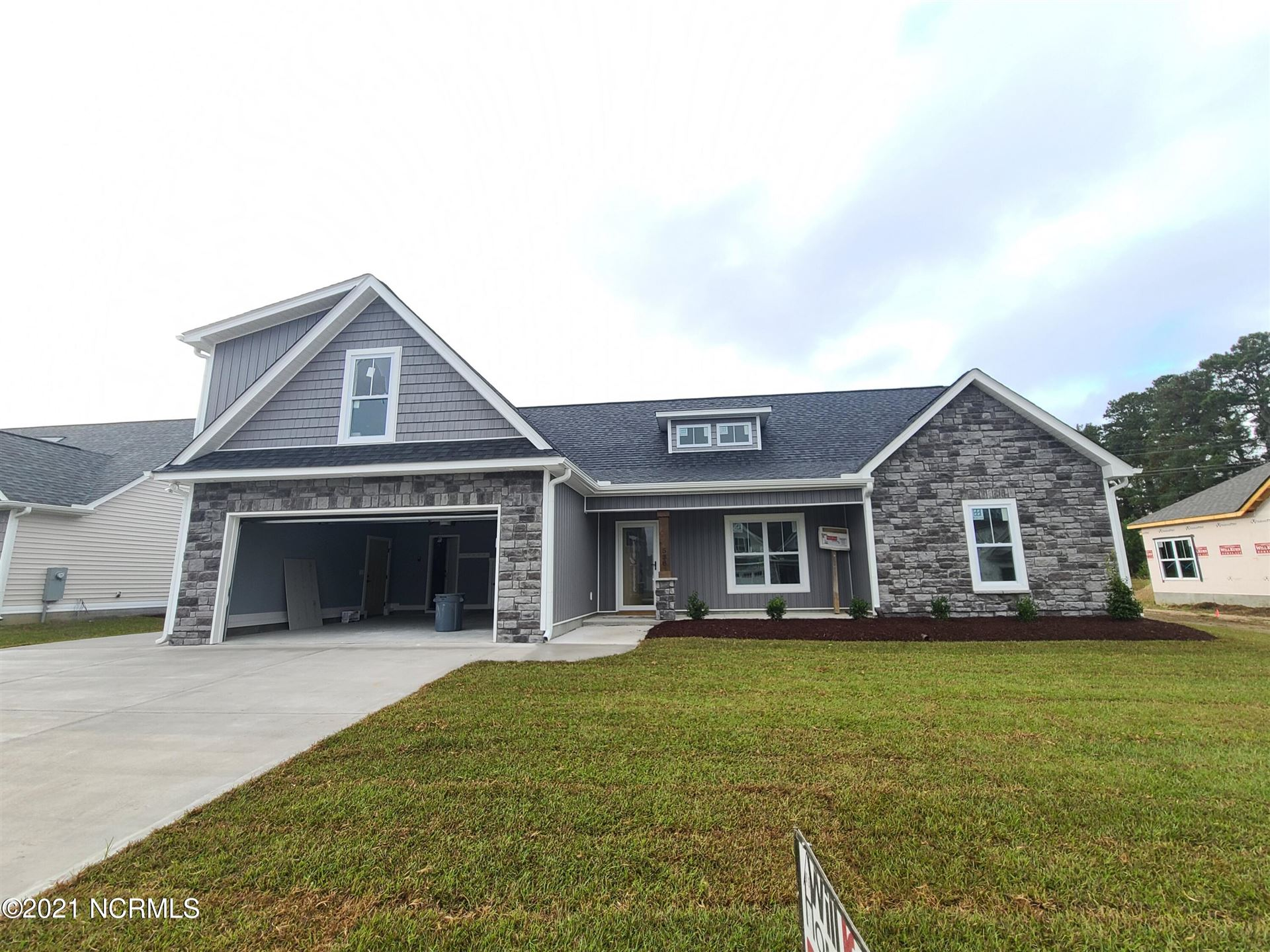 Photo of 538 Norberry Drive, Winterville, NC 28590 (MLS # 100294590)