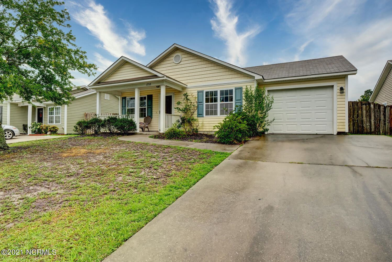 Photo for 1755 Provincial Drive, Leland, NC 28451 (MLS # 100280591)