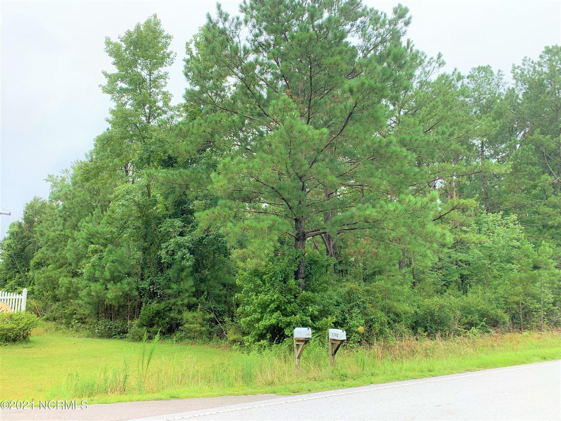 Photo of Tbd Lot 3 Burgaw Highway, Maple Hill, NC 28454 (MLS # 100285591)