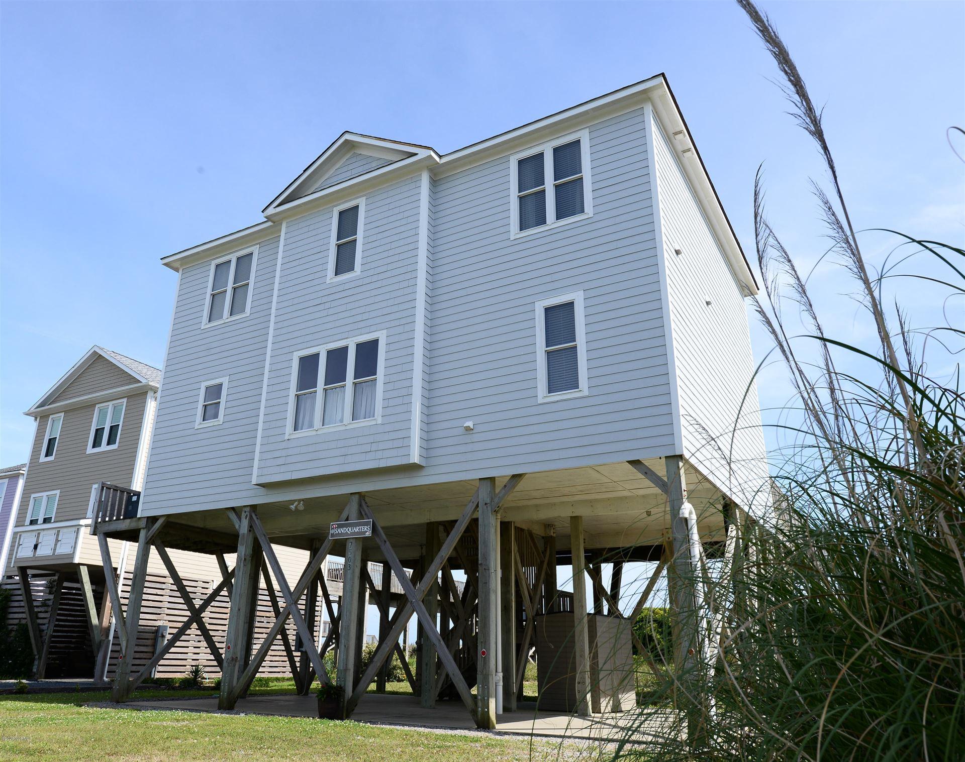 7503 E Beach Drive, Oak Island, NC 28465 - #: 100219592