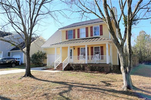 Photo of 206 Fall Drive, Jacksonville, NC 28540 (MLS # 100251593)