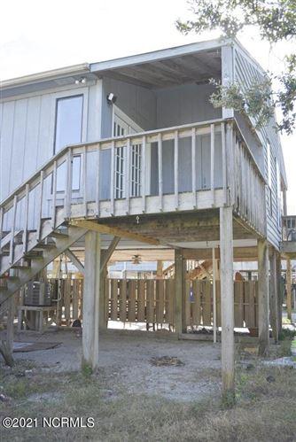Photo of 221 Sandpiper Drive, North Topsail Beach, NC 28460 (MLS # 100258594)