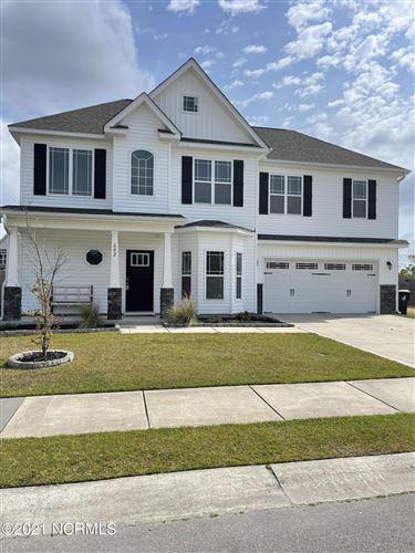 Photo of 602 Ashley Meadow Lane, Jacksonville, NC 28546 (MLS # 100269596)