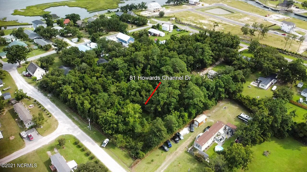 Photo of 81 Howards Channel Drive, Hampstead, NC 28443 (MLS # 100285596)