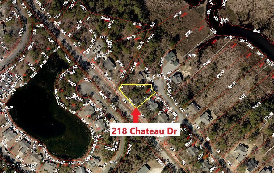 Photo of 218 Chateau Drive, New Bern, NC 28560 (MLS # 100287597)
