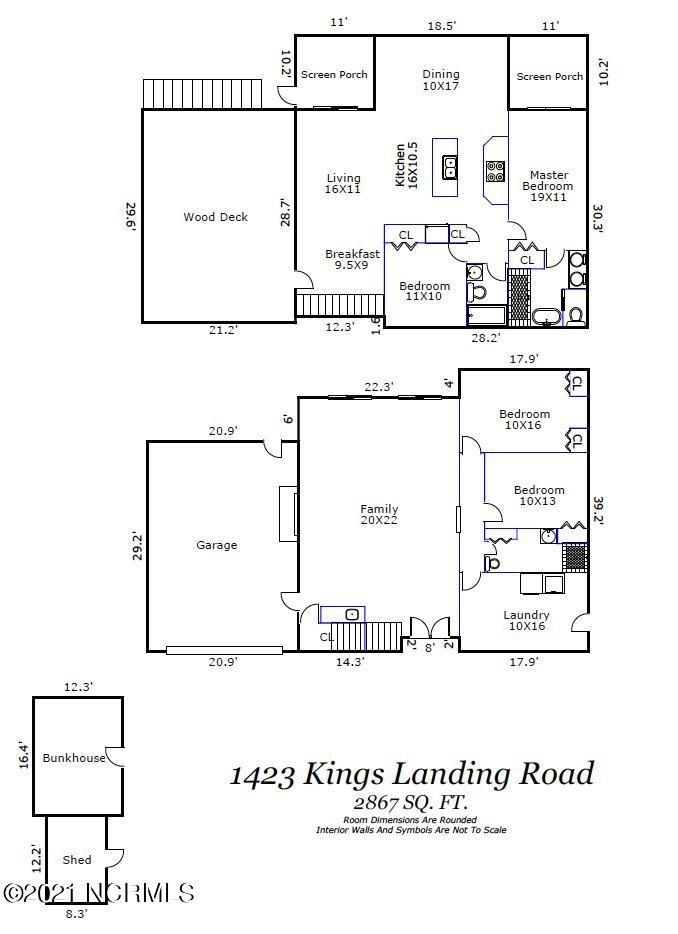Photo of 1423 Kings Landing Road, Hampstead, NC 28443 (MLS # 100277598)