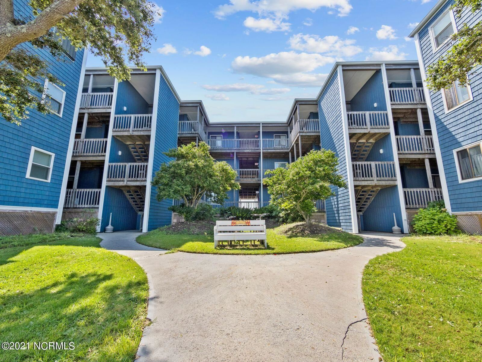 Photo of 2182 New River Inlet Road #278, North Topsail Beach, NC 28460 (MLS # 100291598)