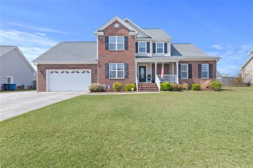 Photo of 115 Glenburney Drive, Jacksonville, NC 28540 (MLS # 100265599)